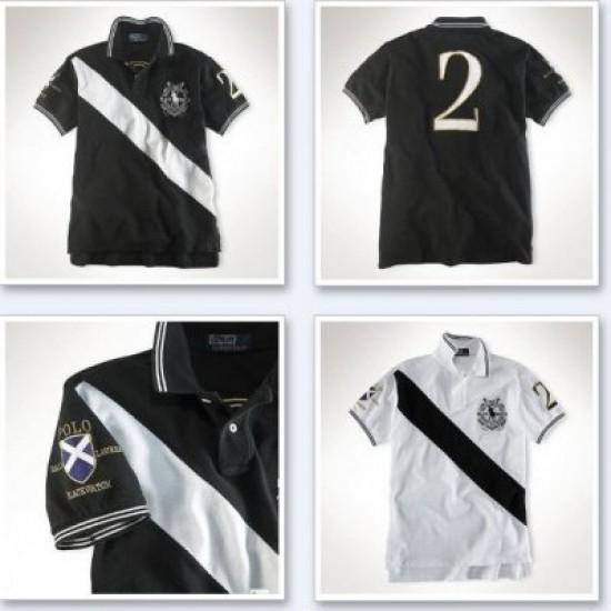 Polo Ralph Lauren Black Watch Polo Crest For Men