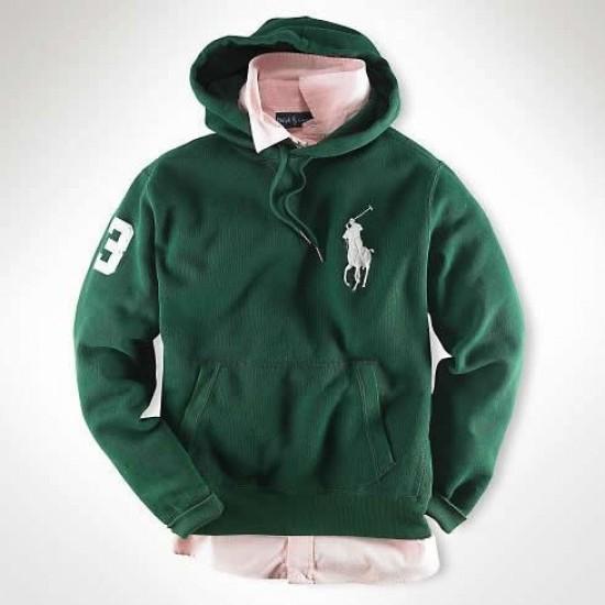 Ralph Lauren Big Pony Sweatshirts Green
