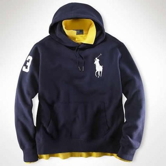 Ralph Lauren Big Pony Sweatshirts Navy