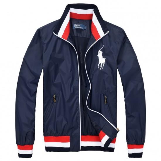 Polo Ralph Lauren Men's Jacket Big Pony White