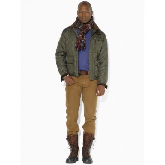 Polo Ralph Lauren Men's Outwear Bronze