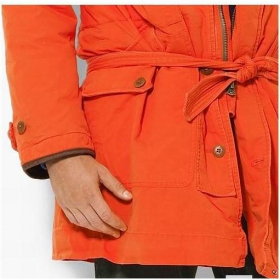 Polo Ralph Lauren Men's Outwear Orange