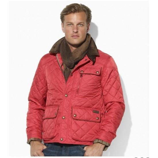 Polo Ralph Lauren Men's Outwear Red