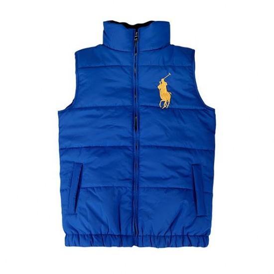 Polo Ralph Lauren Men's Ascender Down Vest Blue