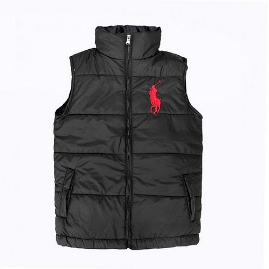 Polo Ralph Lauren Men's Ascender Down Vest Black