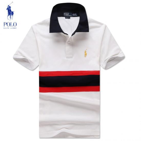 Polo Ralph Lauren Unique Mesh T-Shirt White For Men