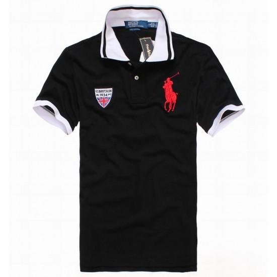 Polo Ralph Lauren Polos GL BRITAIN Black For Men