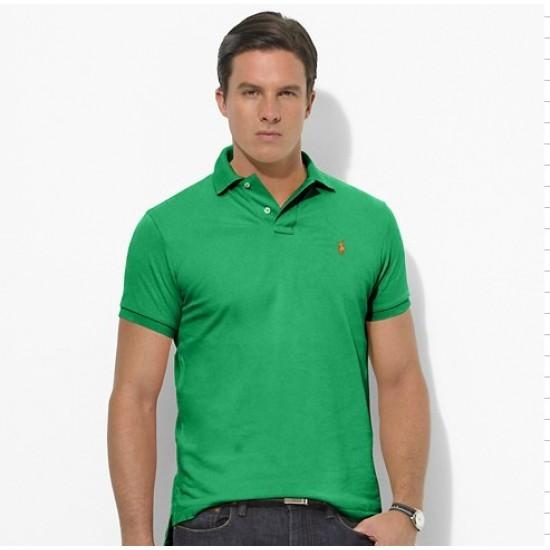 Polo Ralph Lauren Polos Small Light Green For Men