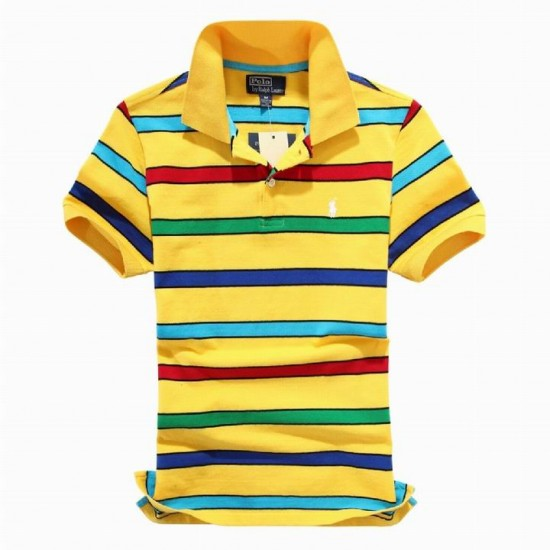 Polo Ralph Lauren Polos Striped Small Pony For Men
