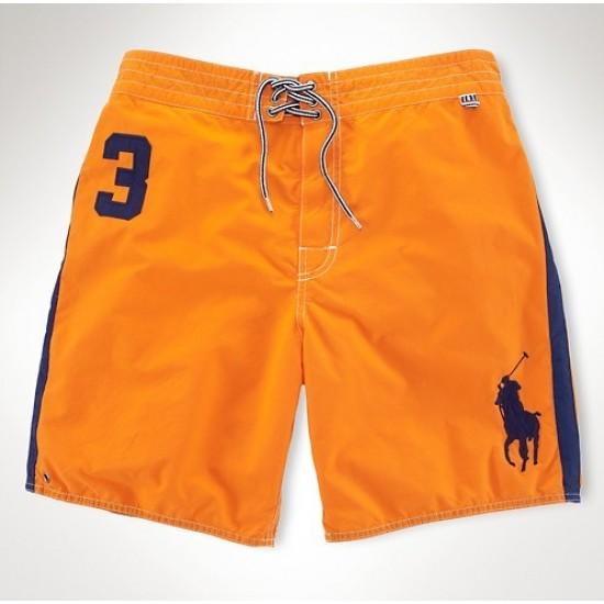 Men's Shorts Ralph Lauren Shorts in Orange
