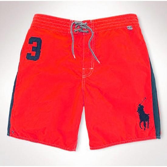 Men's Shorts Ralph Lauren Shorts in Red