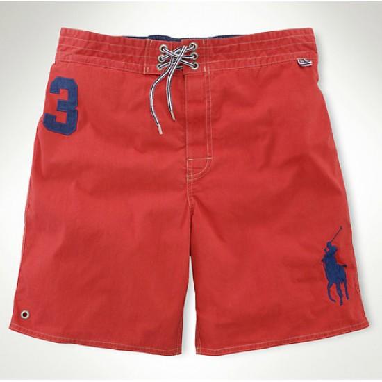 Polo Ralph Lauren Big Pony Men's Short Red