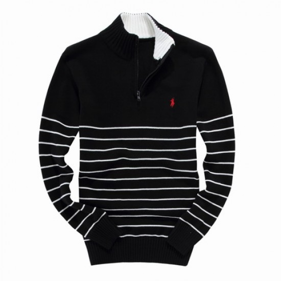 Purchase price ralph lauren men half-zipper sweater