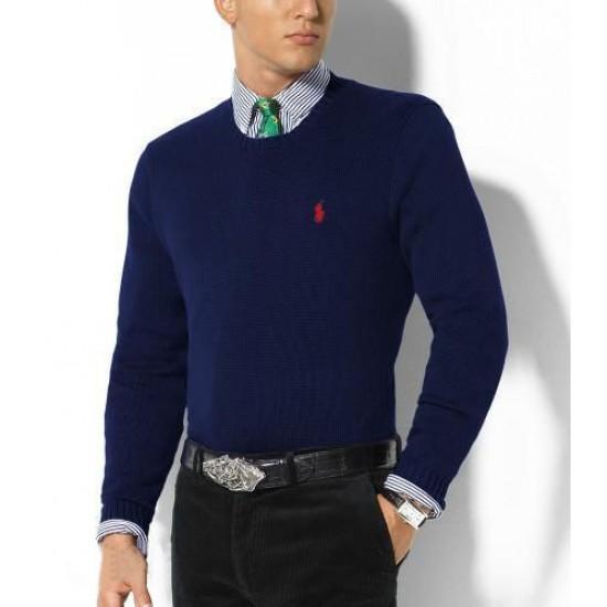 Low prices polo ralph lauren sweaters men darkblue
