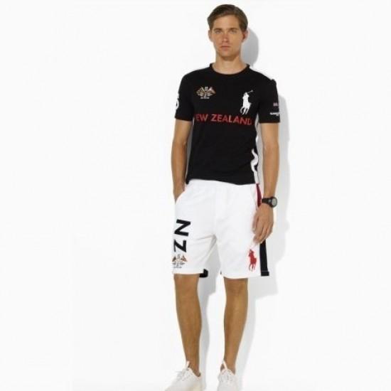 Ralph Lauren Ocean Challenge New Zealand Tracksuit T-shirt and Short