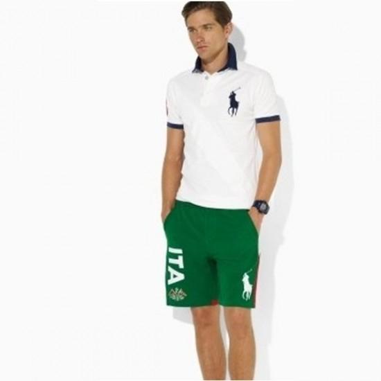 Ralph Lauren Ocean Challenge Italy Tracksuit Polo Shirt and Short