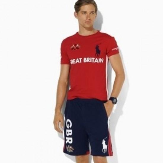 Ralph Lauren Ocean Challenge UK Tracksuit T-shirt and Short