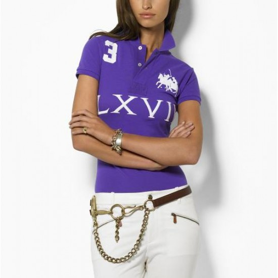 Ralph Lauren Dual Match Polo Royal for women